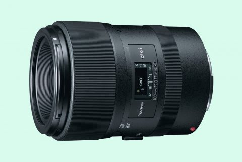 Tokina Announces the Release of the Brand New Look ATX-i 100mm f/2.8 Macro Lens for Full-Frame Canon and Nikon DSLR Cameras