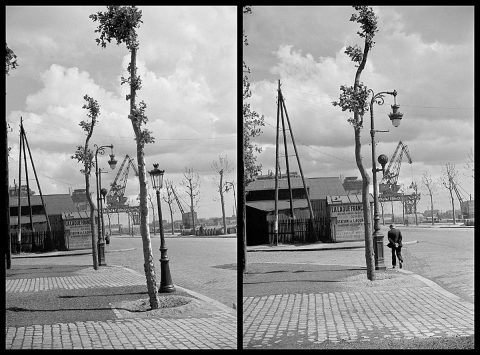 André Kertész: Walking in the Picture