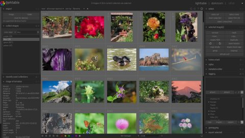 The Free and Open Source Alternative to Lightroom Darktable 3 Is Released with New Features and a Major GUI Update
