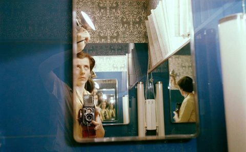Vivian Maier: Self-Portraits and its Double. Exhibition at the Finnish Museum of Photography