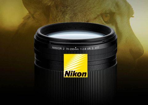 Nikon Introduces the NIKKOR Z 70-200mm f/2.8 VR S and the AF-S NIKKOR 120-300mm f/2.8E FL ED SR VR