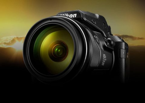 Nikon's One More Thing at CES 2020 – the COOLPIX P950: 2,000mm Zoom Power, 4K UHD Video