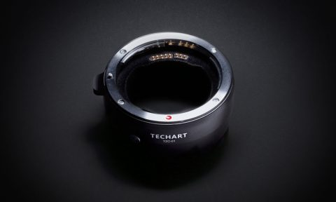 Techart Unveil a New Canon EF to Nikon Z Adapter with Full AF and Lens Stabilization