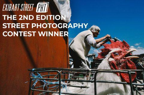 Exibart Street 2019 Street Photography Contest Winner