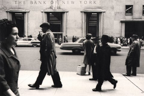 New York Stories: Vintage Postwar Photographs