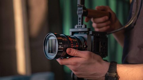 Vazen Introduces the 28mm T/2.2 1.8x Anamorphic Prime Lens for Micro Four Thirds Cameras