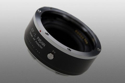 Fotodiox Unveils EF-to-L Lens Adapter with AF, Aperture and Image Stabilization Support