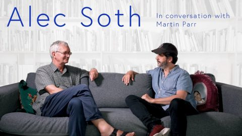 Sofa Sessions: Conversations with Martin Parr – Alec Soth