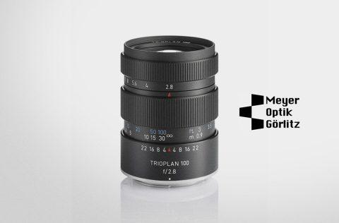 The Trioplan 100mm f/2.8 II Is the First Meyer Optik Görlitz Revised Lens to Hit the Market