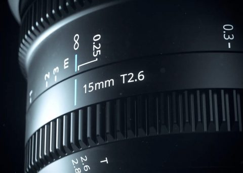 Irix Extends Its Line of Cine Lenses with the Ultra-Wide-Angle Irix Cine 15mm T2.6