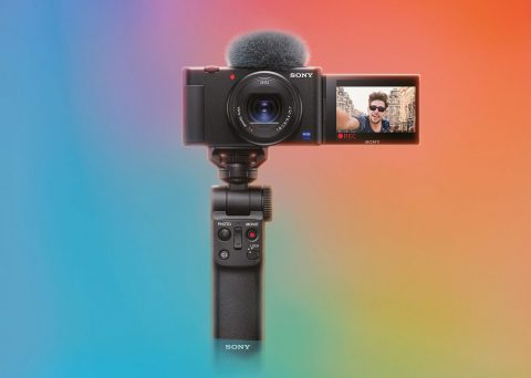 Sony Expands Range of Vlogging Solutions with Introduction of Vlog Camera ZV-1 and FDR-AX43 Compact 4K Handycam
