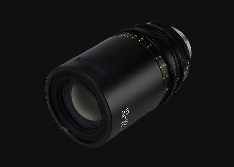 Tokina Unveils the New 25-75mm T/2.9 Cine Zoom Lens With Interchangeable Mounts