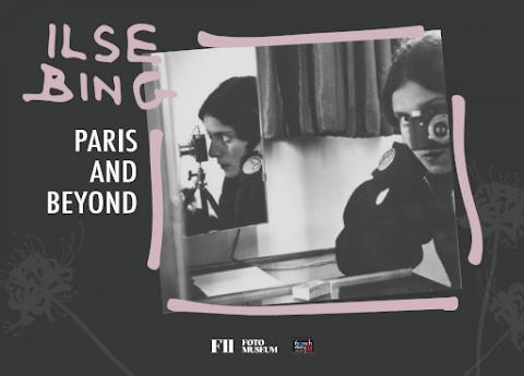 Ilse Bing: Paris and Beyond