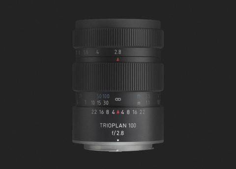 Meyer Optik Görlitz Unveils the Trioplan 100mm f/2.8 II Lens for Pentax K-Mount