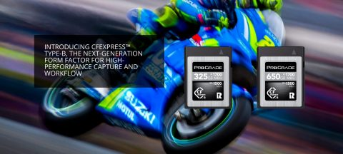 ProGrade Digital Announces Faster CFexpress Type B Memory Cards and Higher Capacities with Read Speeds of 1,700MB/s