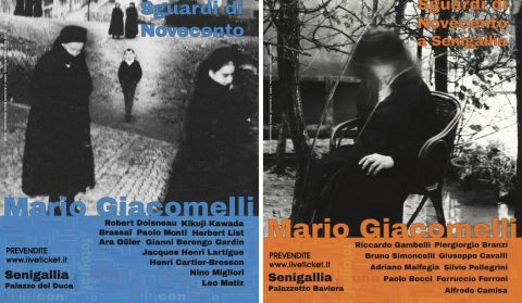The Exhibition Dedicated to Photographer Mario Giacomelli Reopens