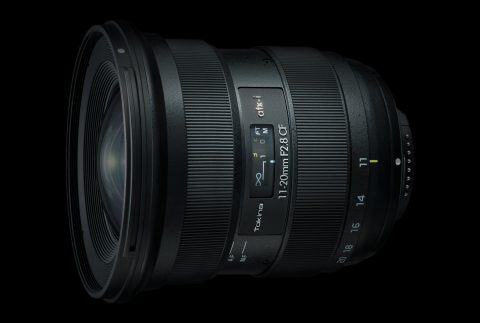 Tokina Announces the Third Renewed APS-C Long Seller atx-i 11-20 f/2.8 CF for Nikon and Canon