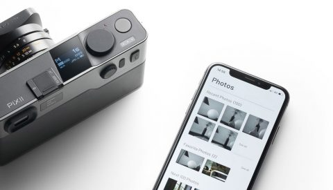 Pixii Is a New APS-C Digital Rangefinder Smartphone Connected Camera with a Leica M-Mount