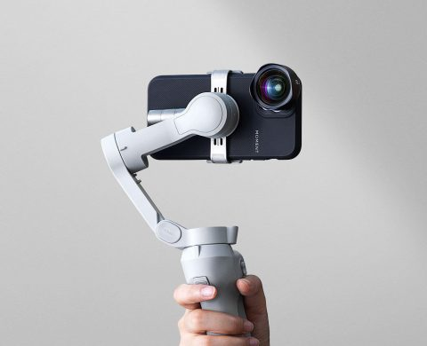 DJI Unveils its Newest Smartphone Stabilizer OM 4