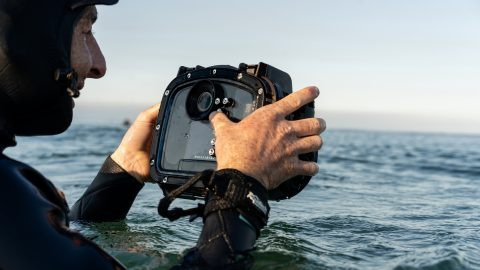 Hasselblad Collaborates with Aquatech to Create a Water Housing for the X1D II