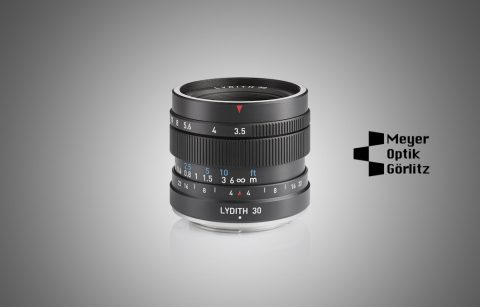 Meyer Optik Görlitz Announces the Lydith 30mm f/3.5 II Full-Frame Lens