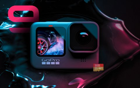 GoPro Announces the New HERO9 Black Action Cam