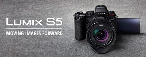 Panasonic Unveils the New Full-Frame Hybrid Camera Lumix DC-S5