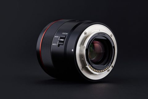 Samyang Boosts the Tiny Series Lens Line-up with Introducing of AF 35mm f/1.8 FE