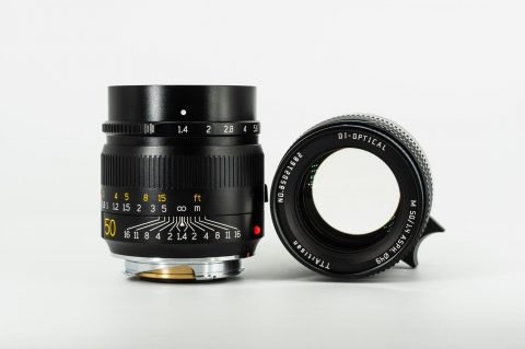 TTArtisan Introduces a New 50mm f/1.4 M-Mount