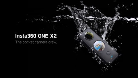 Insta360 Unveils the ONE X2 Pocket-Sized, Stabilized, 5.7K 360-Degree Camera