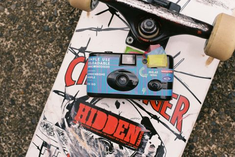 Lomography Announces the New Simple Use Reloadable Camera Challenger Edition