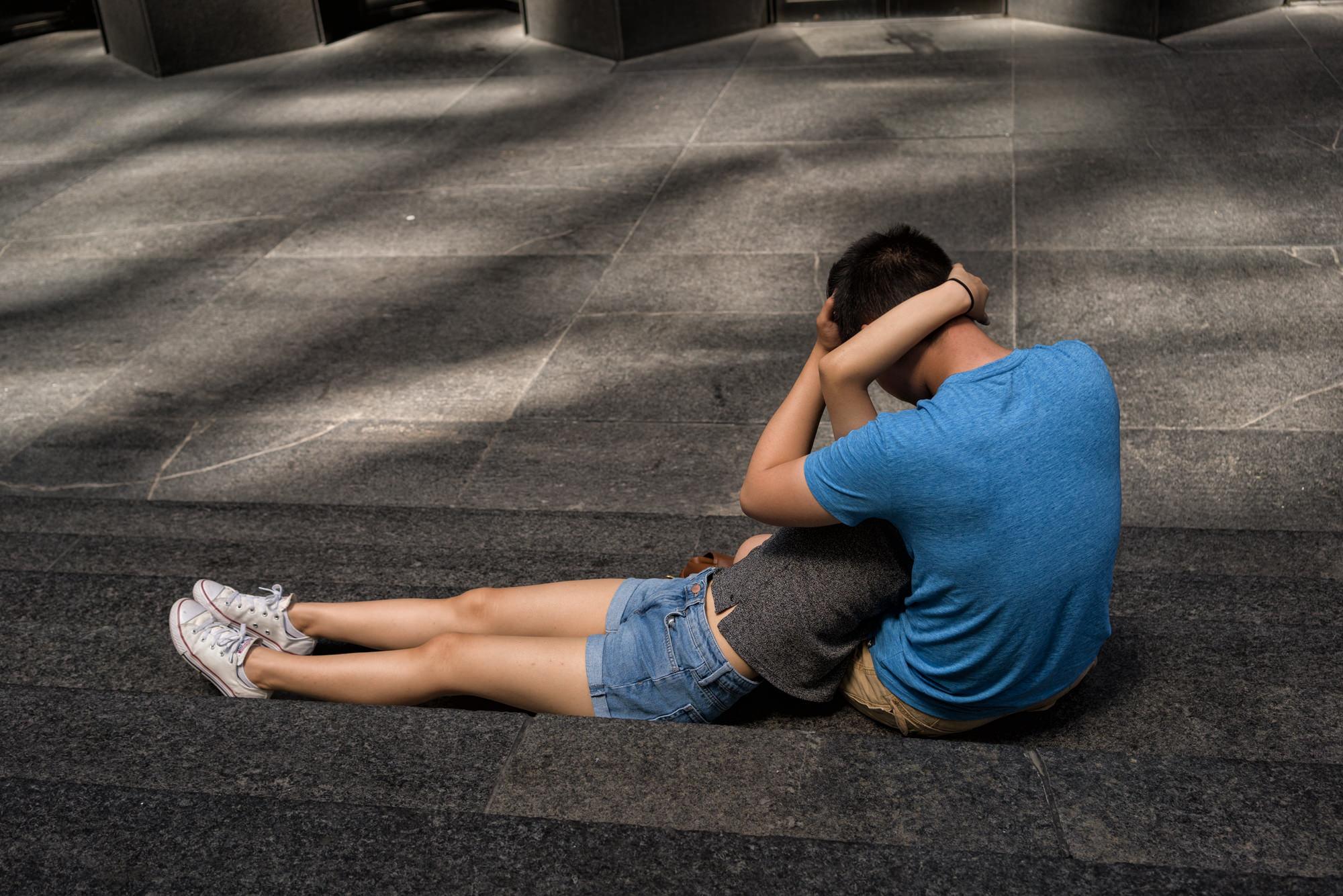 Melissa O'Shaughnessy – Perfect Strangers: New York City Street Photographs