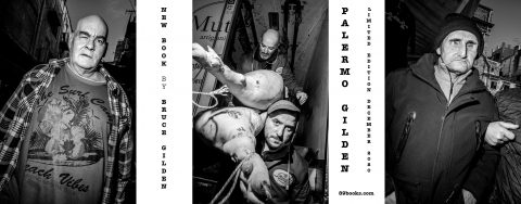 Bruce Gilden: Palermo Gilden