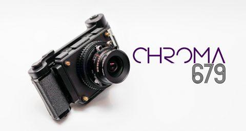 Chroma Cameras Announces a New Modular Medium Format Camera