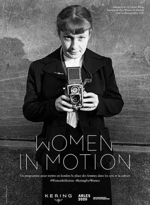 Sabine Weiss Wins Kering's Women in Motion Photography Prize