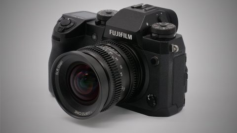 SLR Magic Unveils a 12mm T2.8 and 50mm T0.95 for FUJIFILM X-Mount