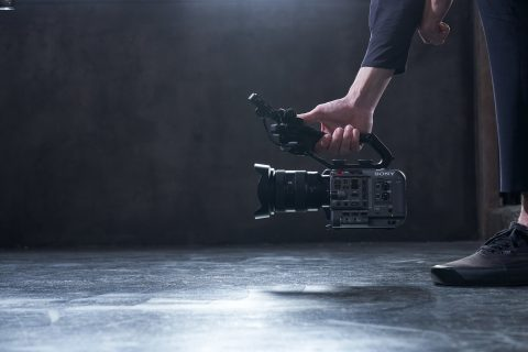Sony Announces the FX6 Full-Frame Cinema Camera and the 16-35mm T3.1 G Zoom Lens