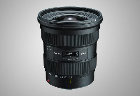 Tokina Announces 17-35mm f/4 for Nikon F and Canon EF