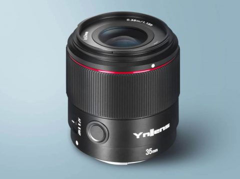 Yongnuo Unveils a Full-Frame 35mm f/2 Sony E-Mount Lens with Autofocus