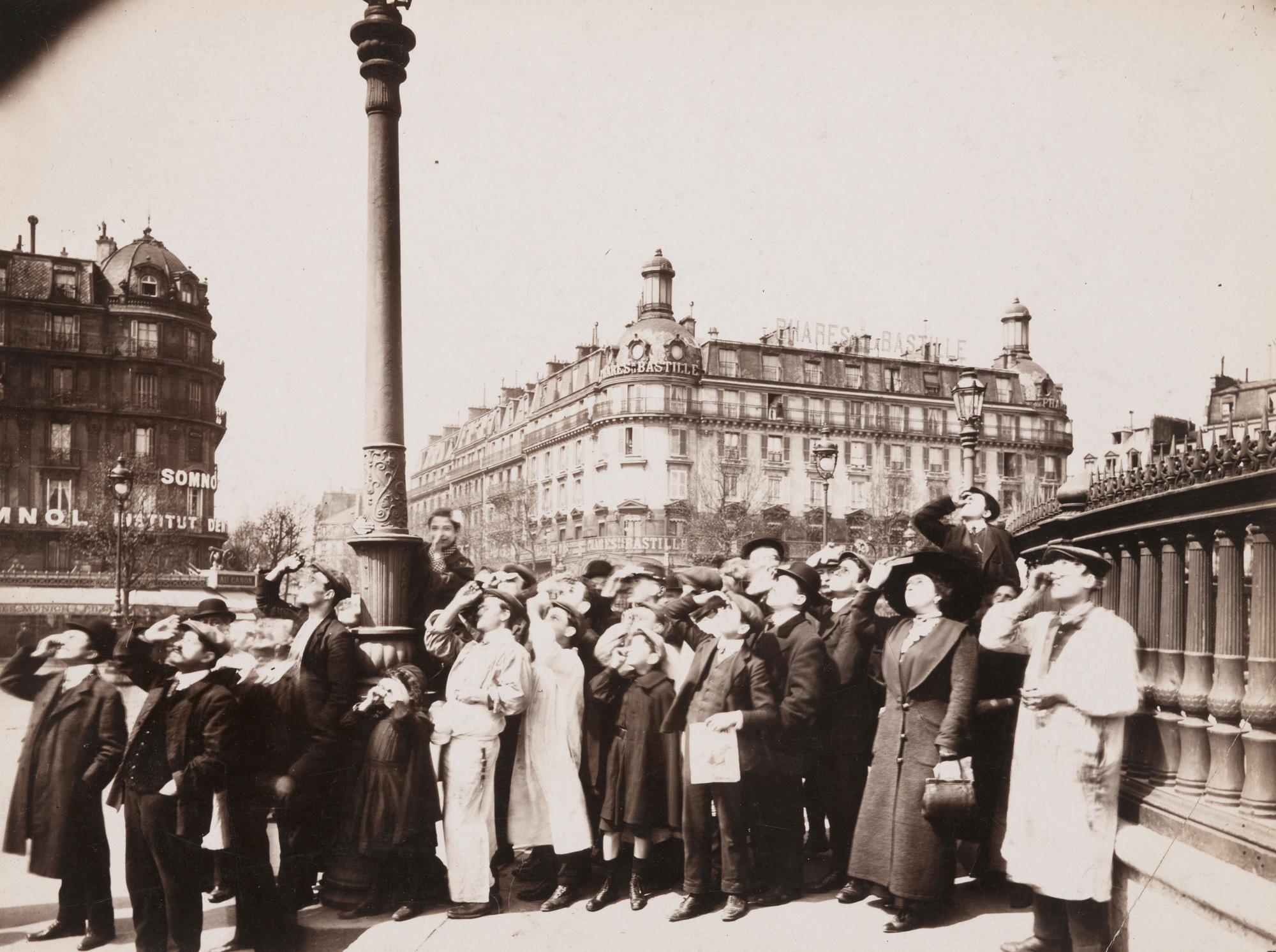 Eugène Atget: Voir Paris