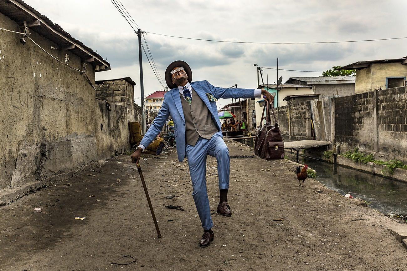 Tariq Zaidi: Sapeurs – Ladies and Gentlemen of the Congo