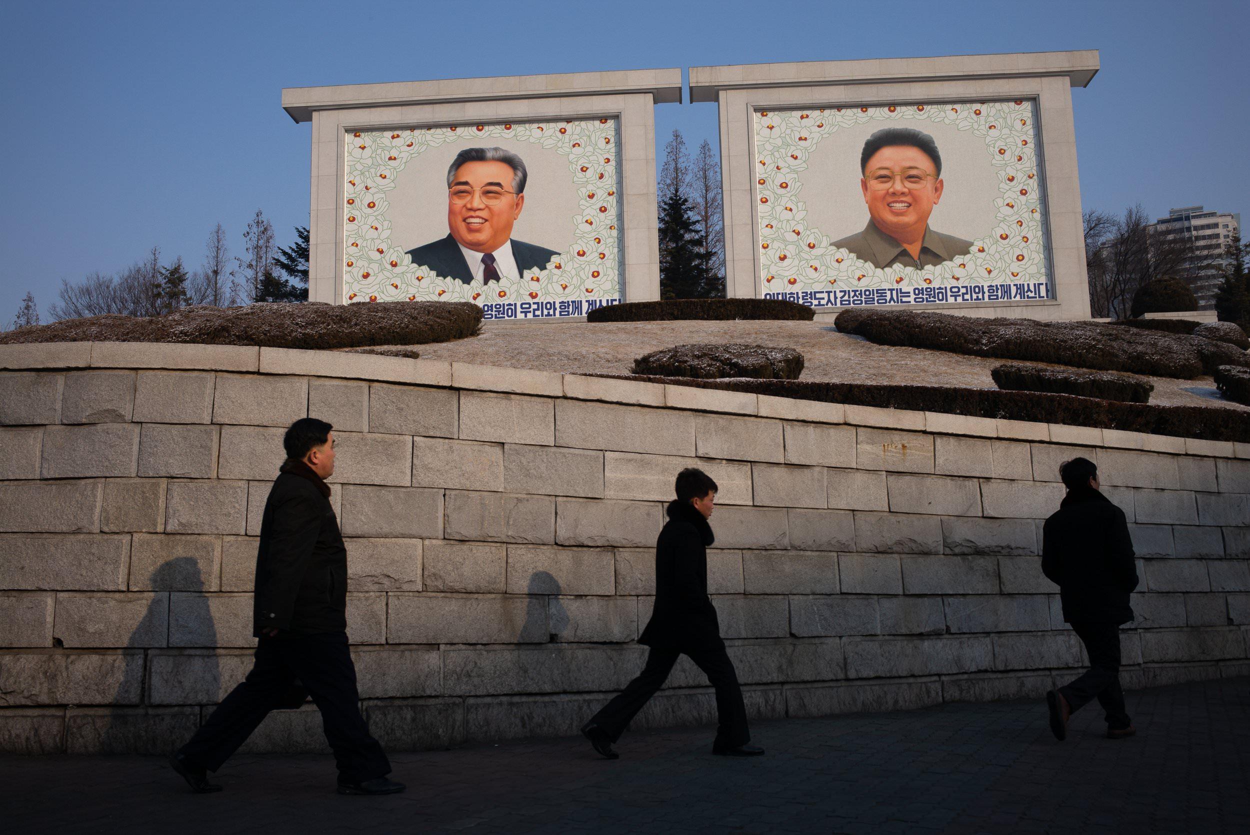 Alain Schneuwly: North Korean Interlude