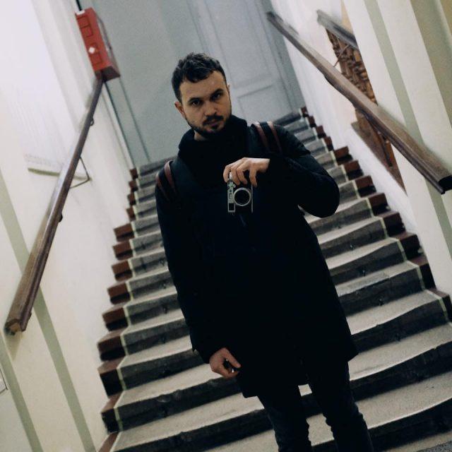 Profile picture of Pavlo Pastushenko