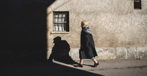 """Touching Darkness (From """"Going Home – La Strada di Casa"""")"""
