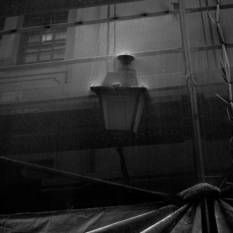 A lamp and a secret