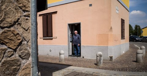"""Waiting (from """"Going Home – La Strada di Casa"""" project"""