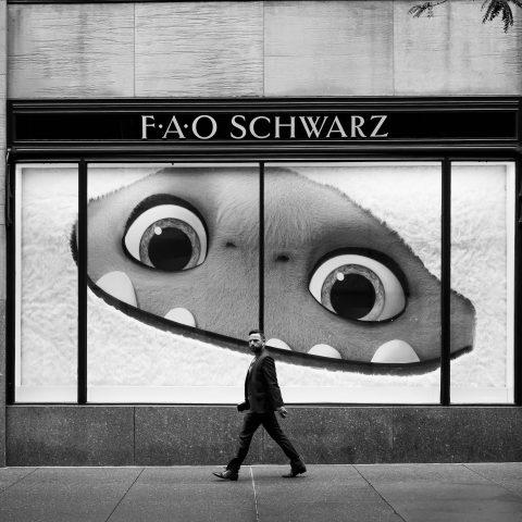 FAO Schwarz!