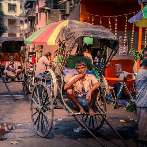 Street of Kolkata