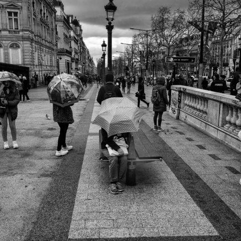 It's Raining Paris