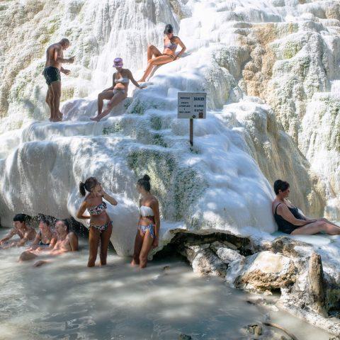 Theramal baths